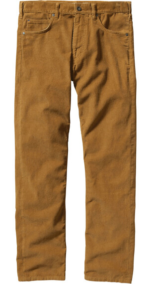 Patagonia M's Straight Fit Cords Pant Regular Oaks Brown